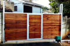 Wooden-sliding-gate-with-pedestrian-gate-26