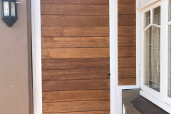 Wooden pedestrian door-1