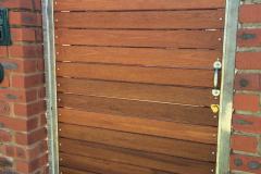 WOODEN PED GATE -12