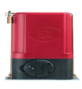 ET 500 Plus ACDC : Complex-master-gates-motors-fences-booms-CCTV-electric-gates