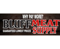 Bluff Meat Supply Logo