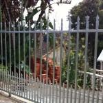 Steel Sliding Driveway Gate