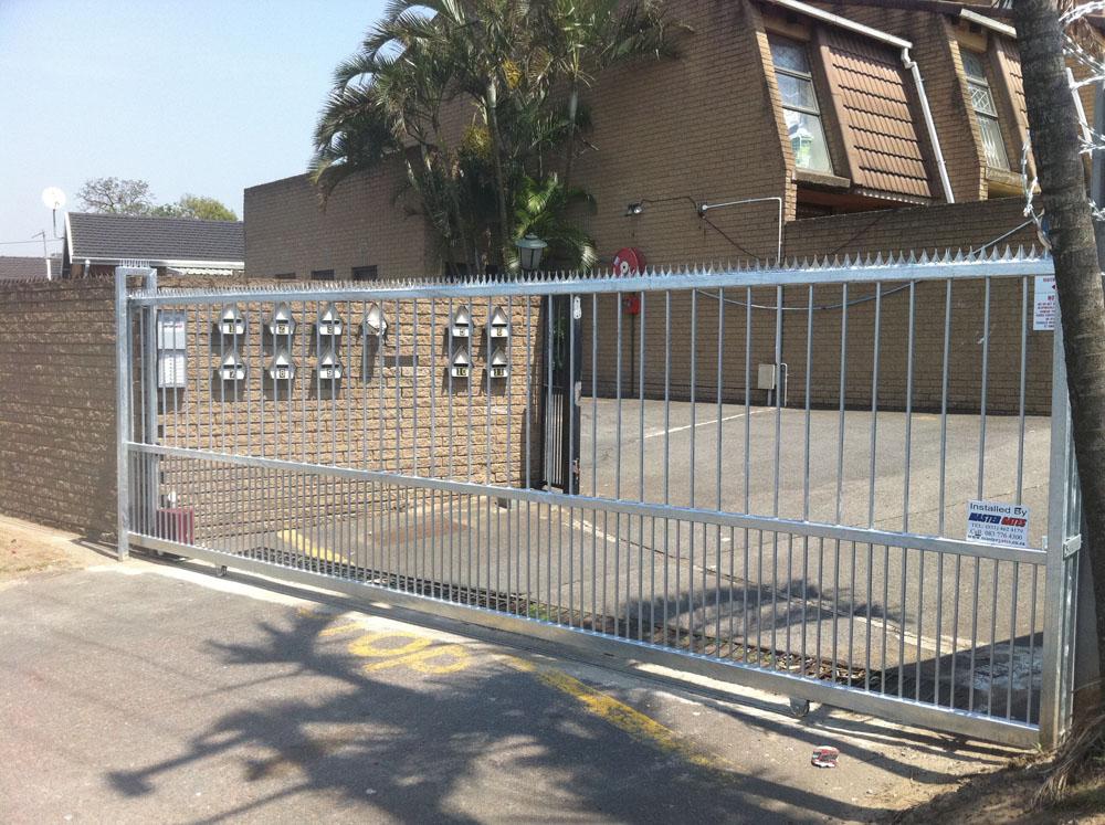 Industrial Gates Master Gates Durban