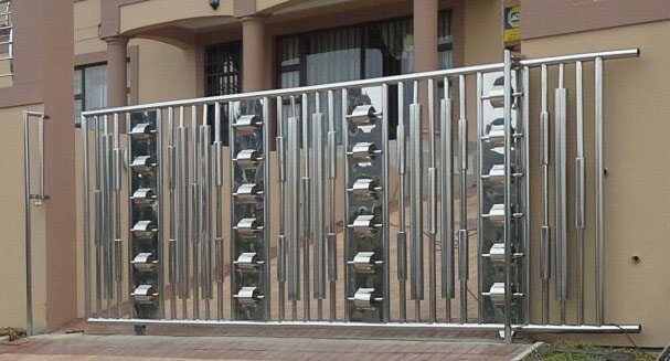 automatic sliding steel gates south africa