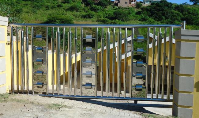 Stainless Steel Gates Master Gates Durban