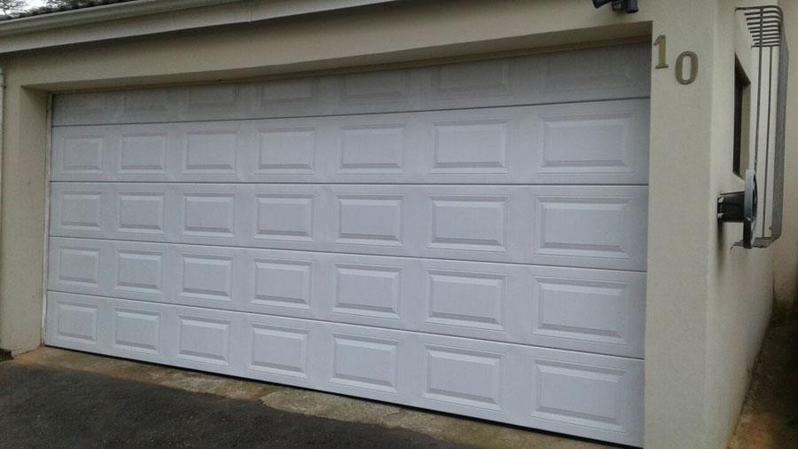 Aluzinc door, garage doors, garage doors KZN