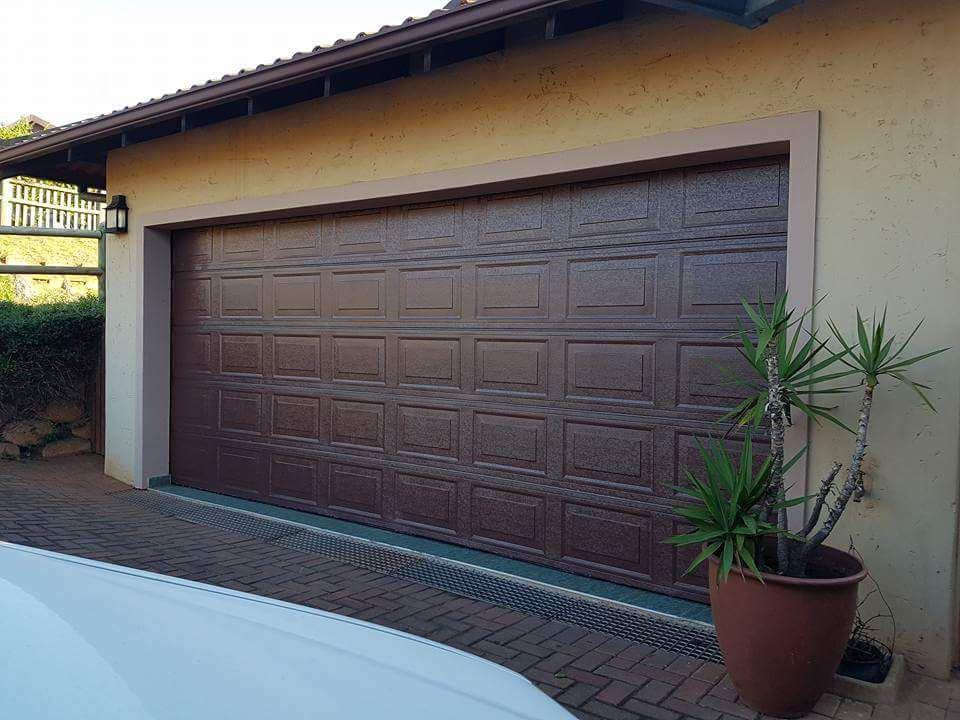 Aluzinc doors durban, aluzinc garage doors, garage doors durban