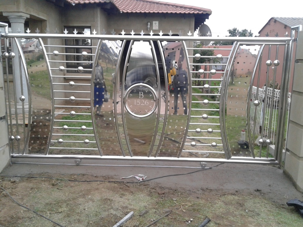 Stainless steel gates eastern cape