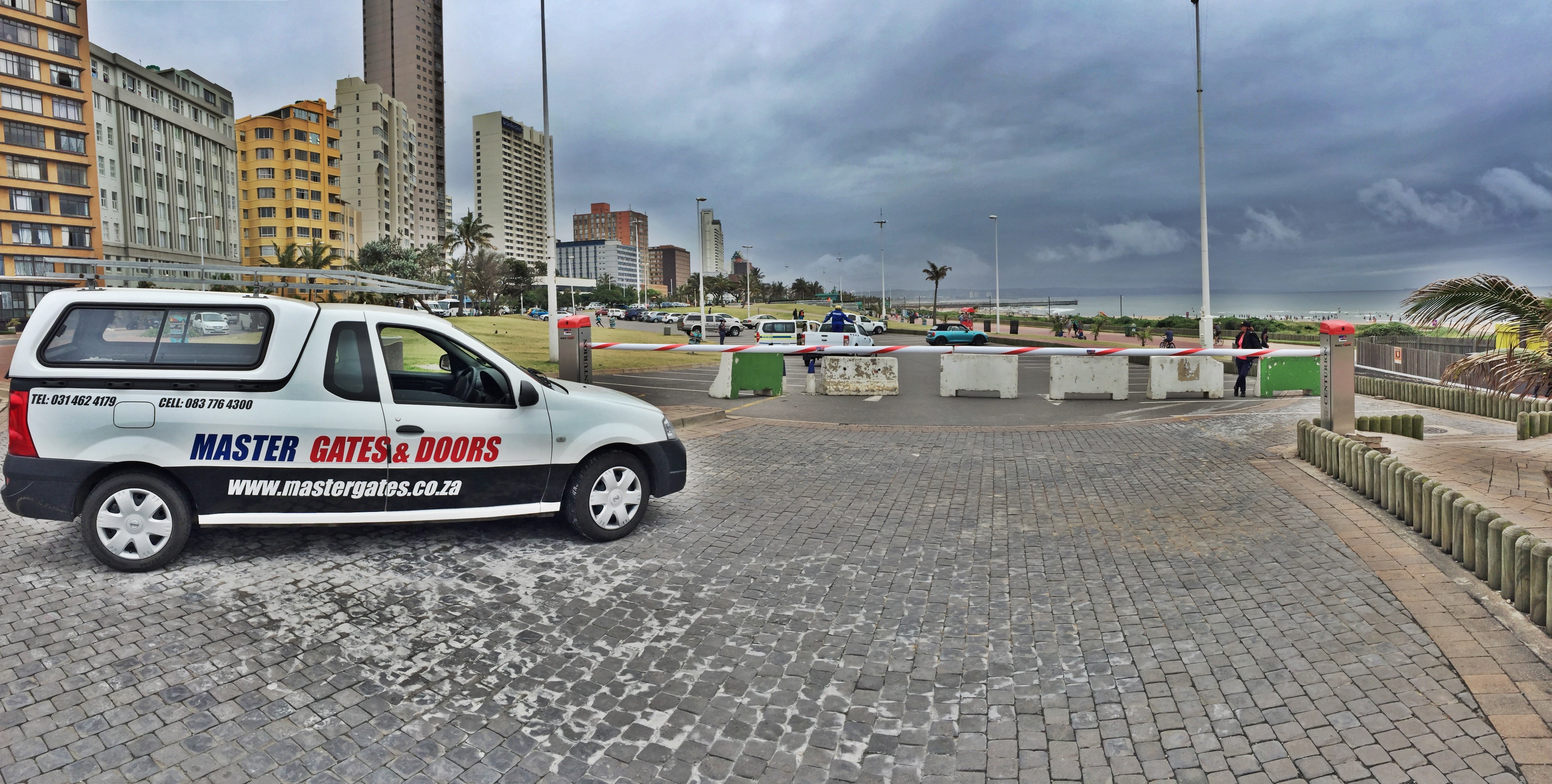 booms durban, automatic booms,